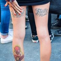 304 Tatuerad (198 av 365)